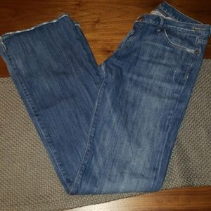 Goldsign Distressed Jeans